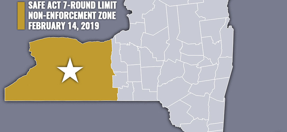 SAFE Act Non-Enforcement Zone WNY 2019