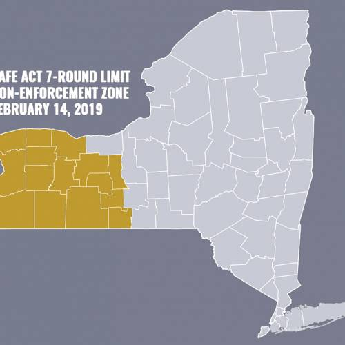 Orleans and Schuyler Counties Join WNY SAFE Act Seven-Round Capacity Limit Non-Enforcement Zone