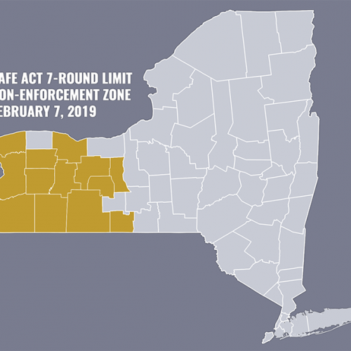 Chemung County Joins WNY SAFE Act Seven-Round Capacity Limit Non-Enforcement Zone