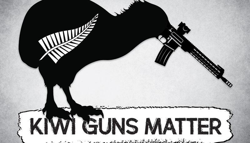Kiwi Guns Matter Design