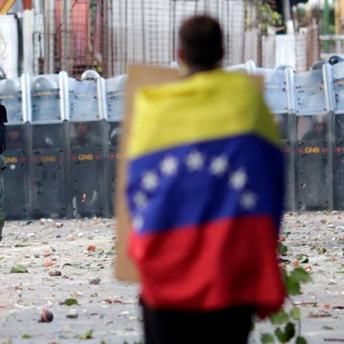 Lessons from Venezuela