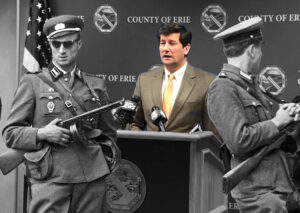 Erie County Executive's Security Detail Demonstrates Second Amendment Civil Rights Disparity Between Privileged NY Politician and Average Citizen