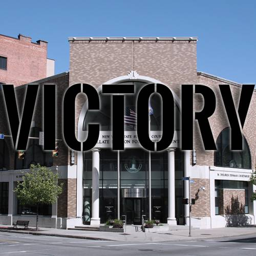 First Conviction Prosecuted Under SAFE Act Overturned by NYS Supreme Court