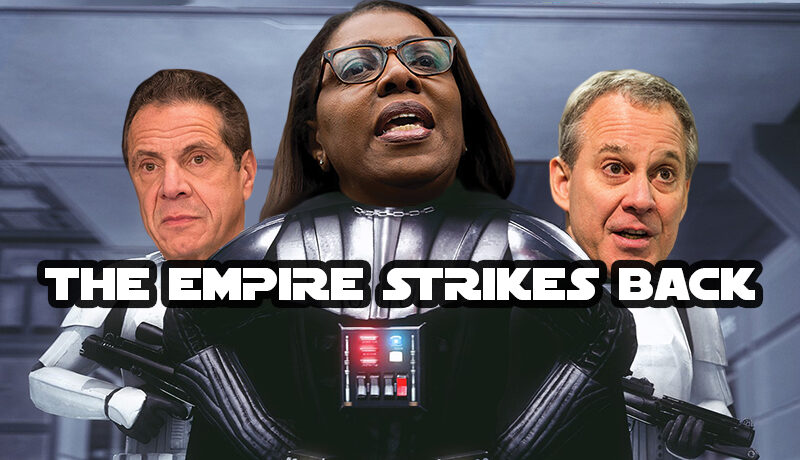 NYS Empire Strikes Back