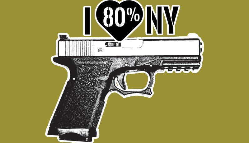 I 80 Percent NY